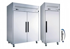 FRIDGES (STAINLESS) by WILLIAMS - K.F.Bartlett LtdCatering equipment, refrigeration & air-conditioning
